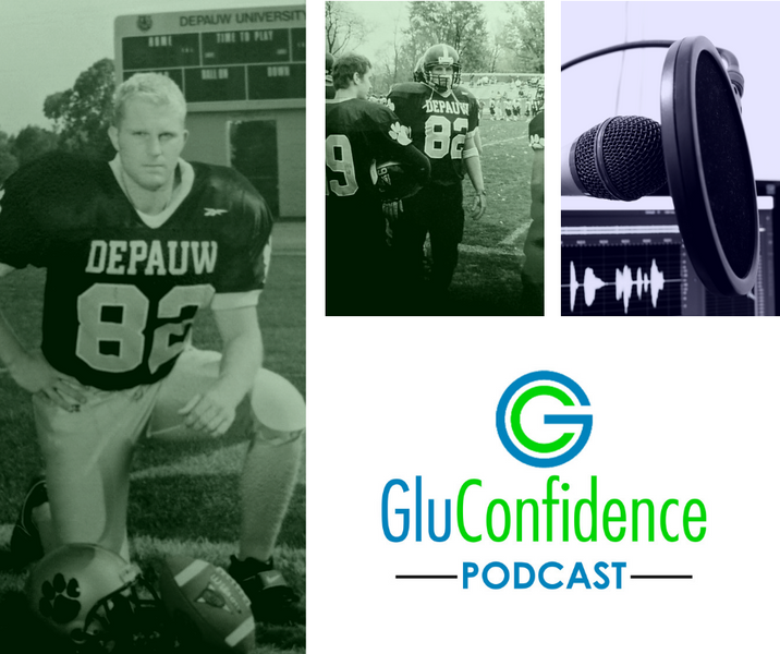 Playing College Football with T1 Diabetes