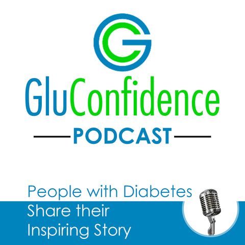 GluConfidence Podcast for people with diabetes cover image