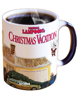 "Christmas Vacation Kaffeetasse ""Magic House"""