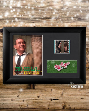 A Christmas Story Cineframe Dads Leglamp - griswoldshop