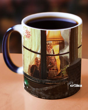 A Christmas Story Kaffeetasse Leglamp Window - griswoldshop