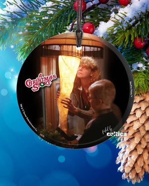 A Christmas Story Ornament Beinlampe - griswoldshop