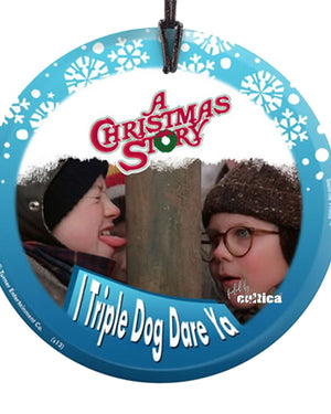A Christmas Story Ornament The Tongue - griswoldshop