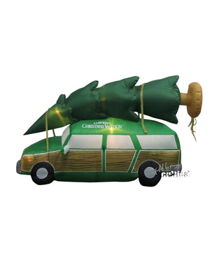 Blow Up XXL Deko The Griswold Car - griswoldshop