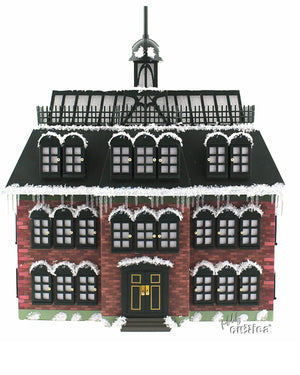 Christmas Advent House Small - griswoldshop