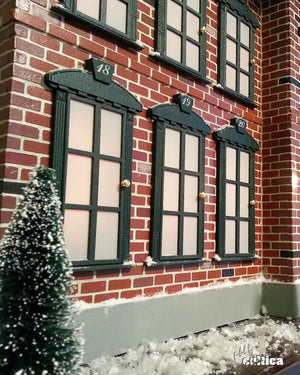 Christmas Advent House USA all inclusive Adventskalender Handarbeit - griswoldshop