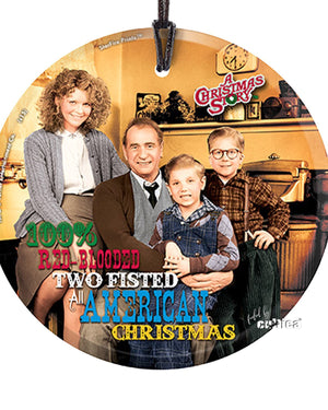 Christmas Story Ornament Family Shootout - griswoldshop