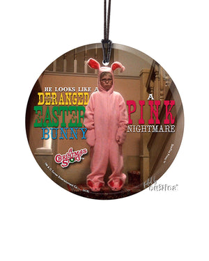 Christmas Story Ornament Ralphie Bunny - griswoldshop