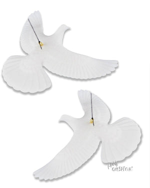 Christmas Turtle Doves Set - griswoldshop