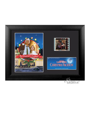 Christmas Vacation Movie Strip Clark & Ellen - griswoldshop
