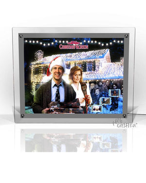 Christmas Vacation Movie Strip Clark & Ellen Deluxe - griswoldshop