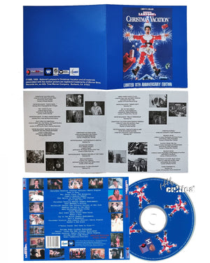 Christmas Vacation Soundtrack CD Limited Edition 1999 - griswoldshop
