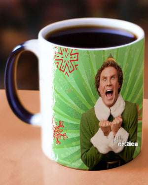 ELF Magic Mug Worlds Best Coffee - griswoldshop