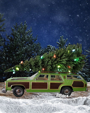 Griswold Family Car XL Christmas Lights - griswoldshop
