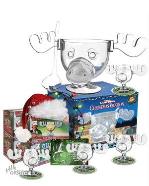Griswold Family Set (Glas) Christmas Vacation - griswoldshop