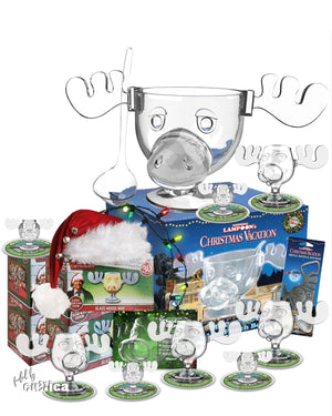 Griswold Family Set (Glas) XL Christmas Vacation - griswoldshop
