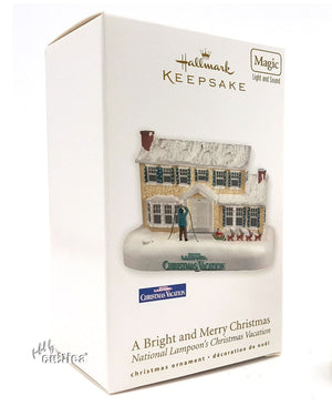 Hallmark 2010 A Bright And Merry Christmas - griswoldshop