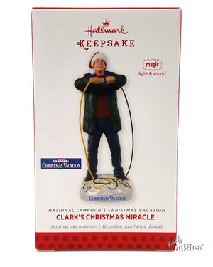 Hallmark 2013 Clark's Christmas Miracle - griswoldshop