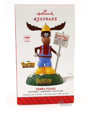 Hallmark 2015 Marty Moose - griswoldshop