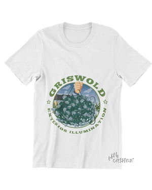 "Kult T-Shirt ""Exterior Illumination"" - griswoldshop"