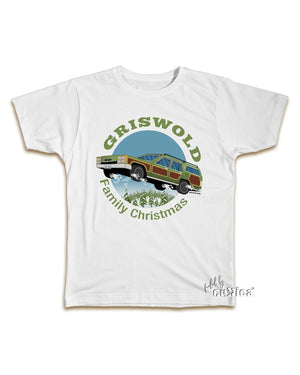 "Kult T-Shirt ""The Griswold Family Car"" - griswoldshop"
