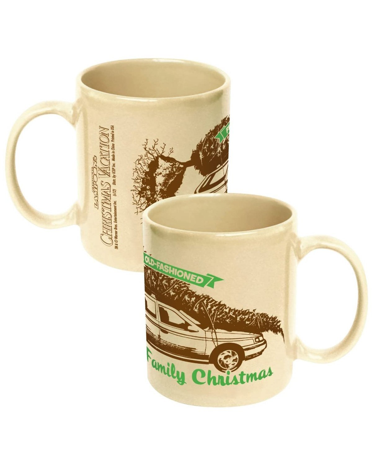 Official Griswold Family Christmas Coffee Mug Griswoldshop