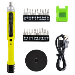 50% Off CACOOP Cordless  Precision Screwdriver Set With LED light