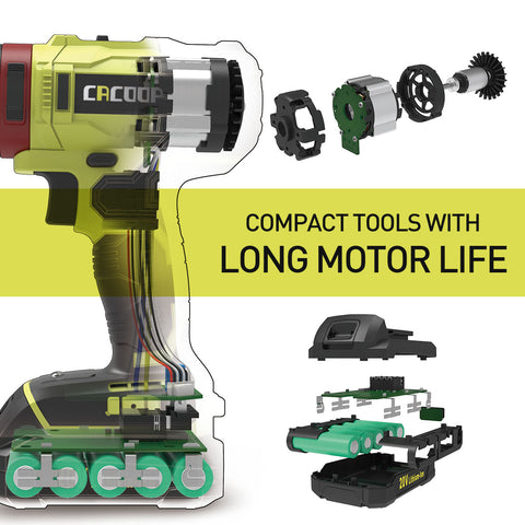 Brushless Cordless Drill Driver