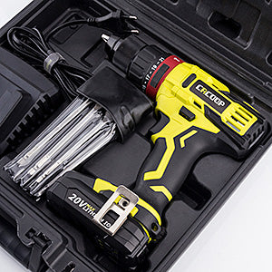 Image of Cordless Hammer Drill driver and screwdriver accessories 20V - CACOOP