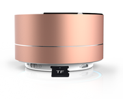 The Bullet - One Tower Bluetooth Wireless Speaker (Rose Gold)
