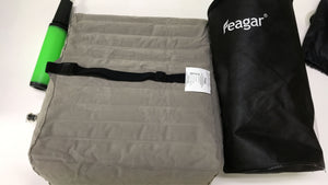 Feagar Inflatable Lumbar Support Pillow