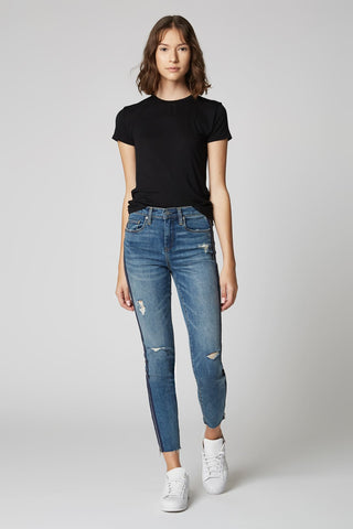 Free People Busted Skinny Jean Regular