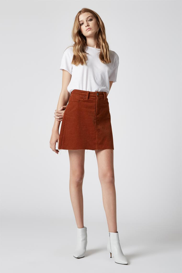 BlankNYC Clockwork Skirt