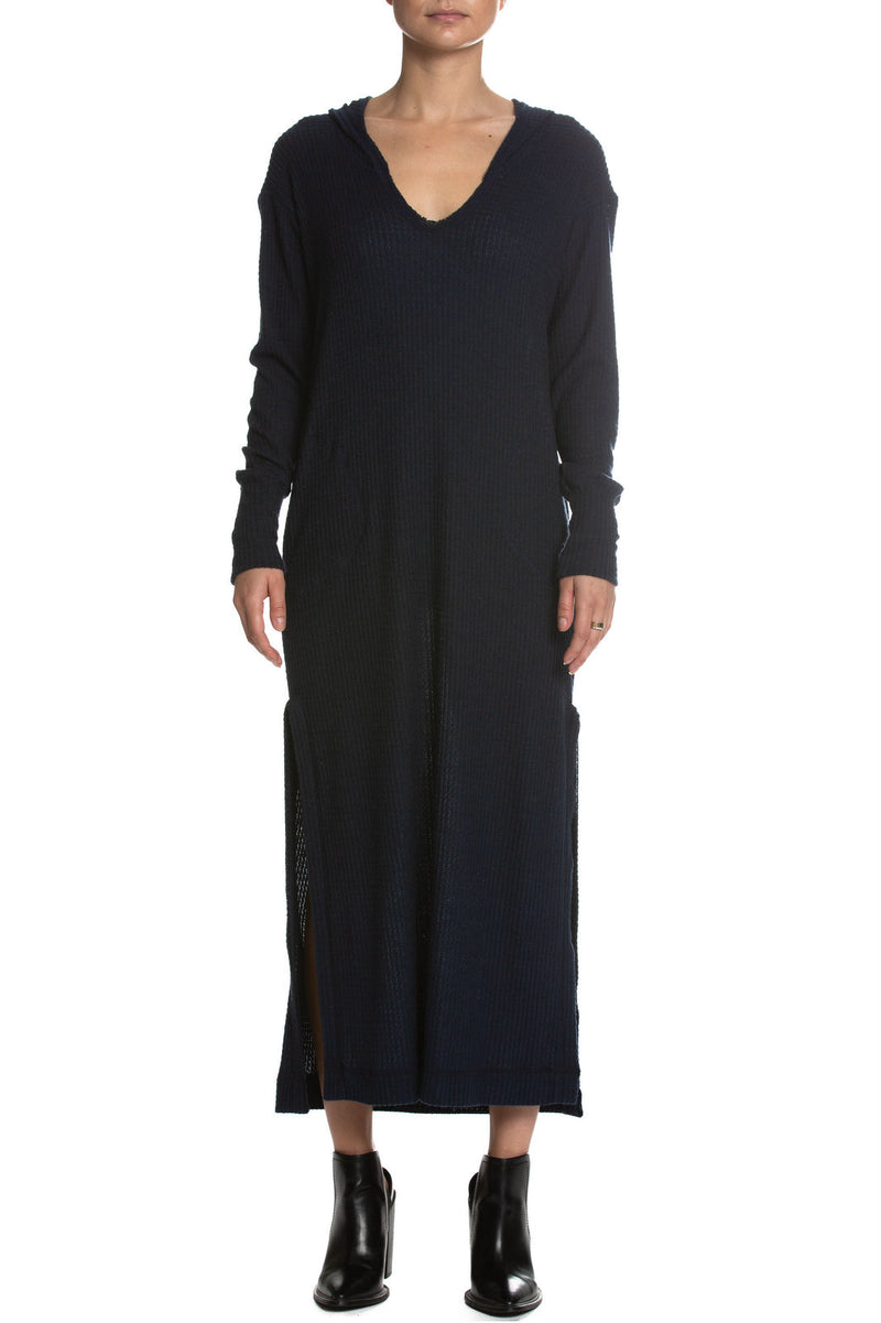 Hooded Thermal Dress