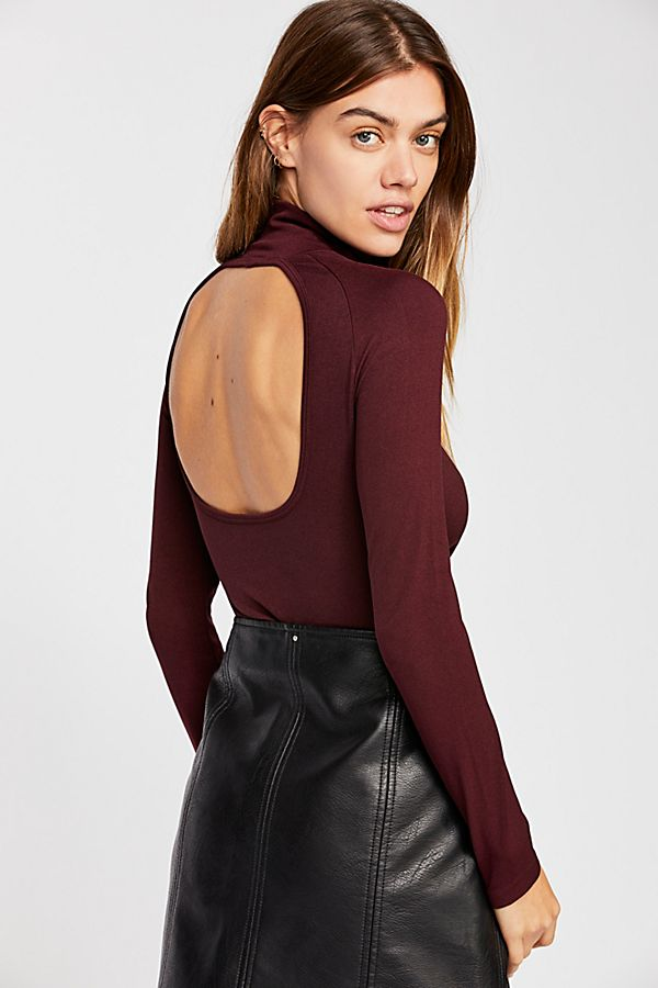 Free People Like I Do Turtleneck