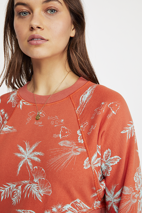 Free People Poppy Pullover