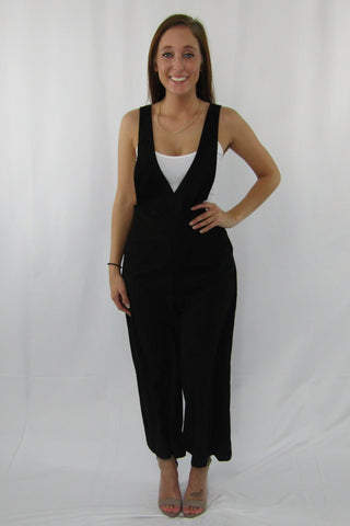 Jumpsuit with Stripe