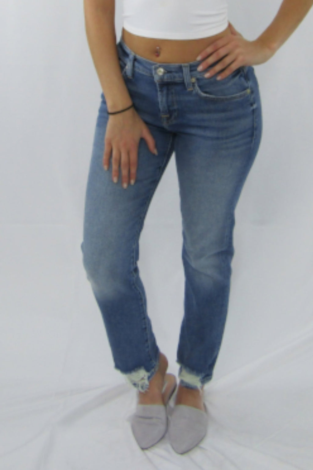 7 For All Mankind Rox Jeans