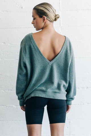 Free People Break Away Pullover