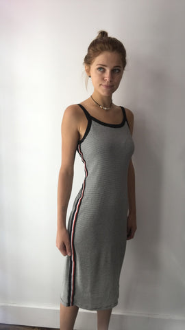 French Terry Dress