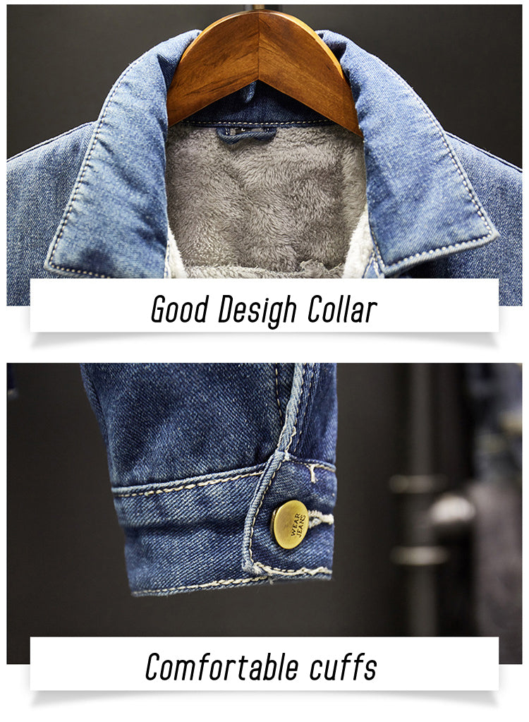 denim jean jackets mens