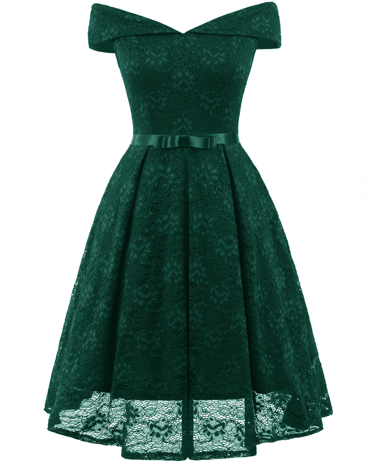cocktail dress- green