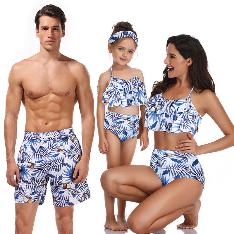 Family's Vocation SwimWear Sets (Dad/Mom/Boy/Girl)