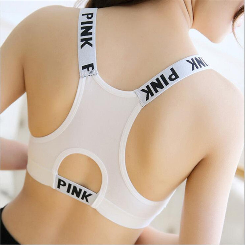 Fashion Sexy Women Crop Top Fitness Stretch Cross Back
