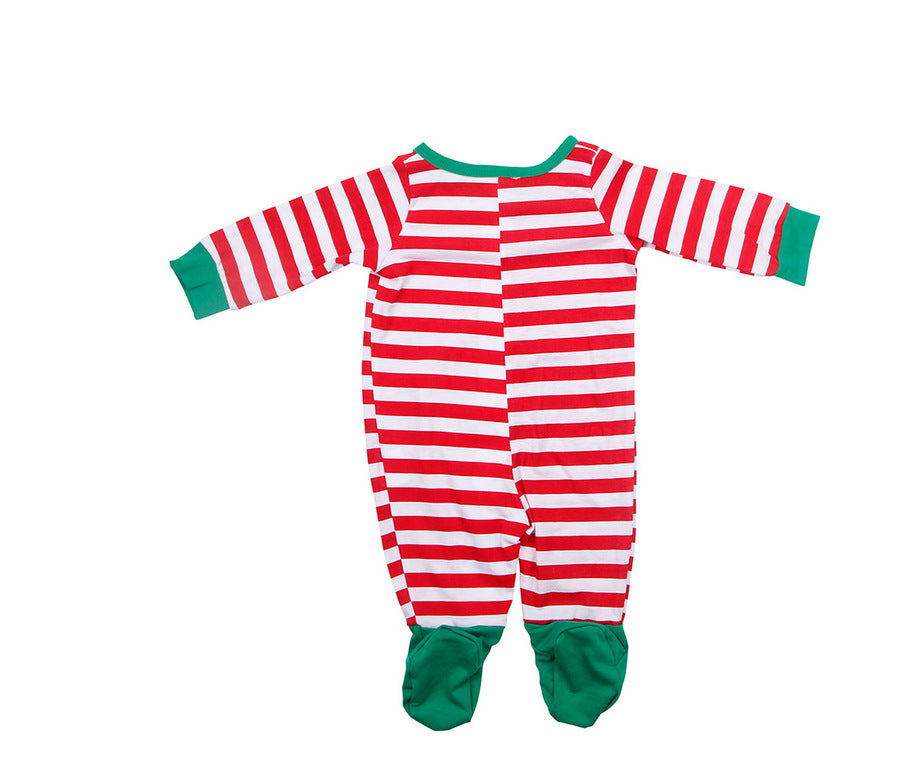 Family Pajamas Set Matching Clothes Cotton Sleepwear