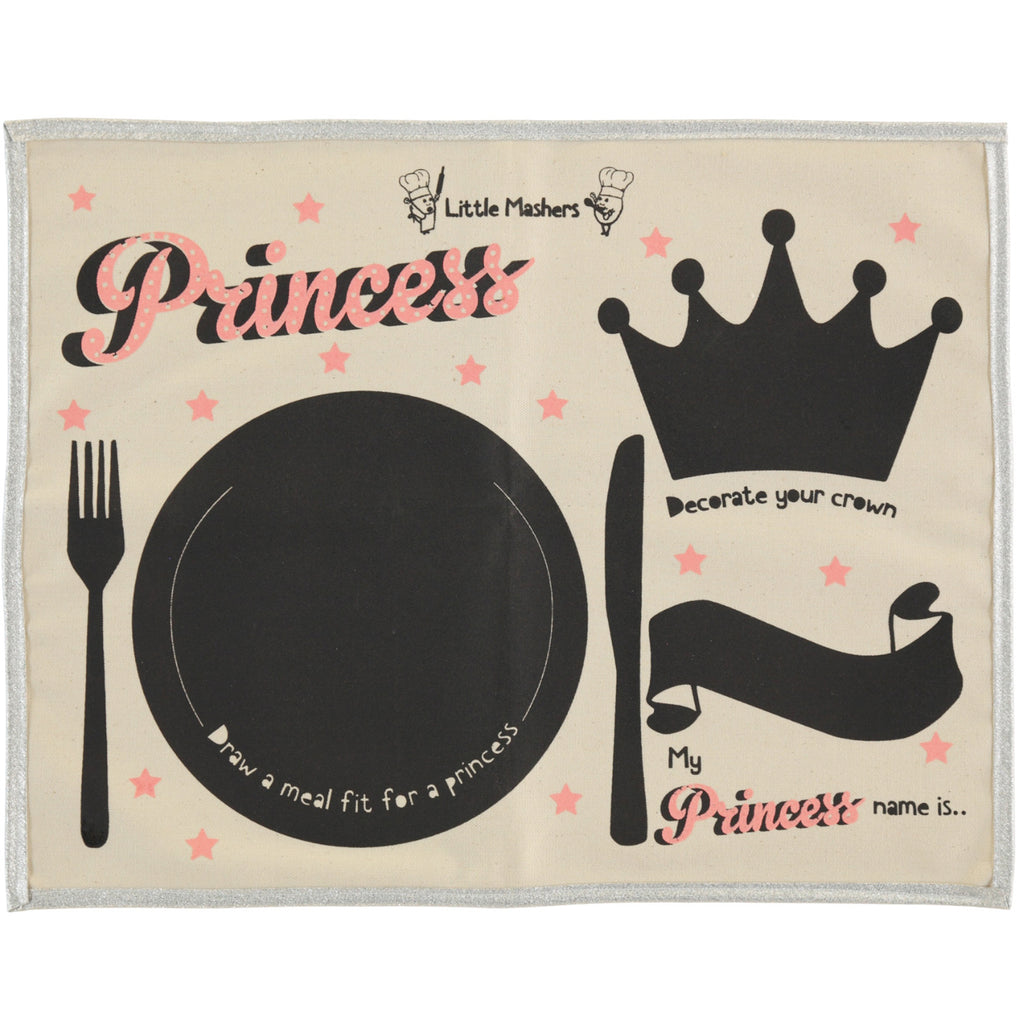 Little Mashers Placemat