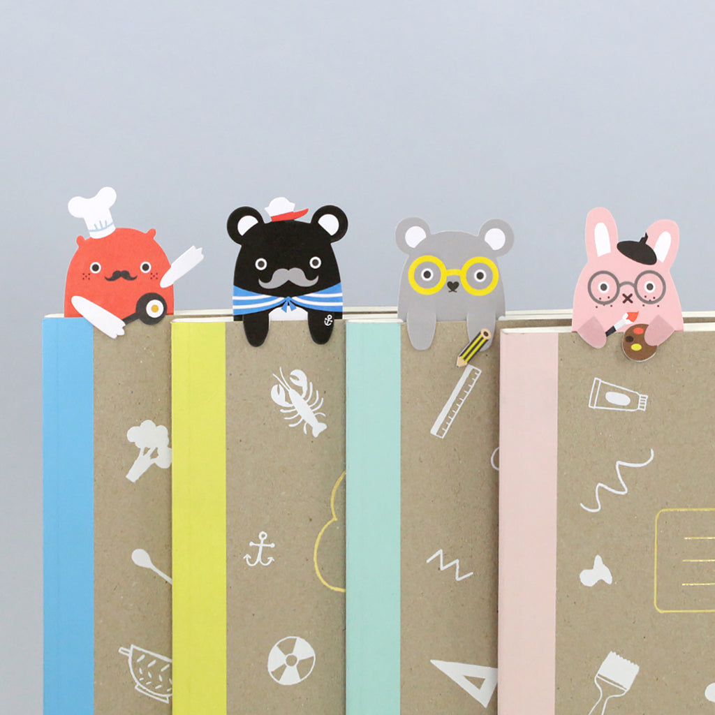 Noodoll Page Markers