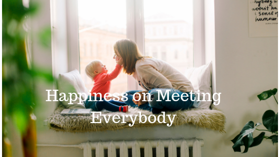 HOME - Happiness on Meeting Everybody