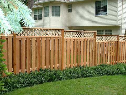 Install a Sturdy Fence to secure your home