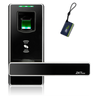 ML10ID Fingerprint Door Lock - ZKTeco USA Official Store